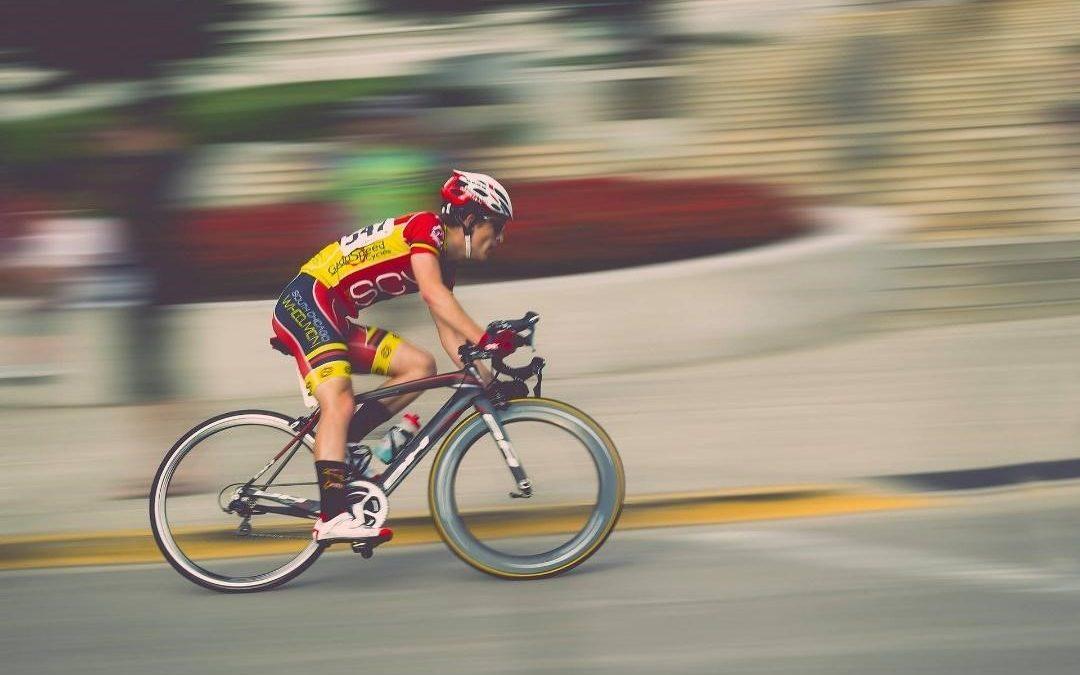 Veelvoorkomende blessures bij het wielrennen