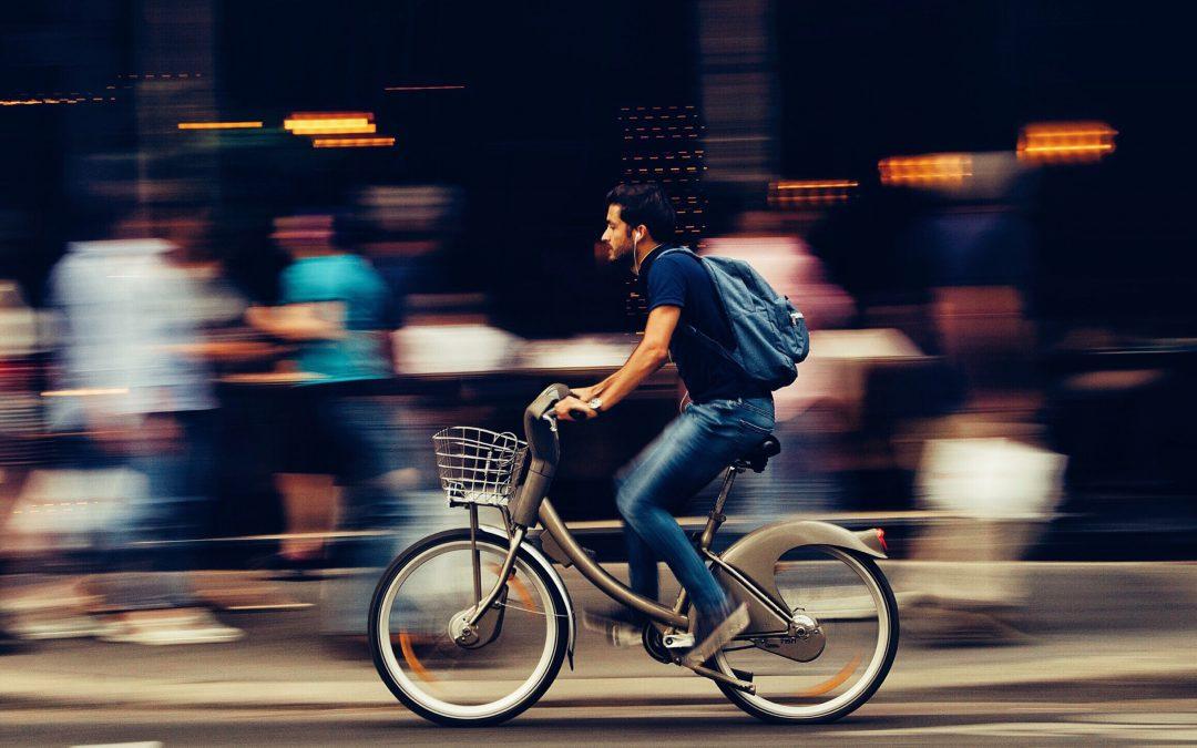 Fijne rugzakken voor op de fiets