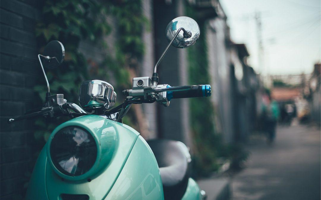 Scooter leasen is een populaire optie